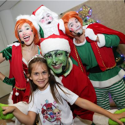 SABIS® Campinas Hosts Holiday Storytelling Event